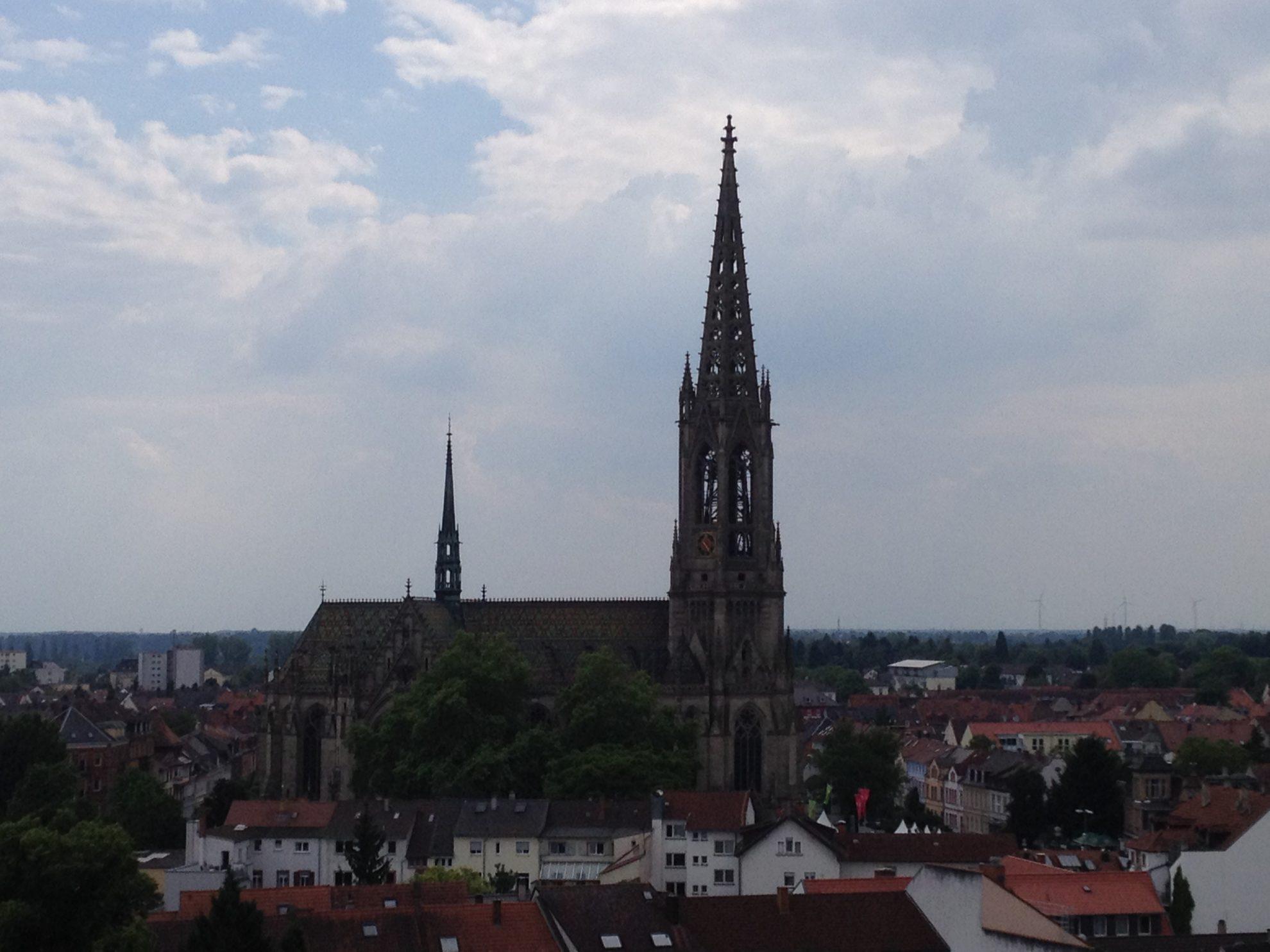Speyer Gedächtniskirche