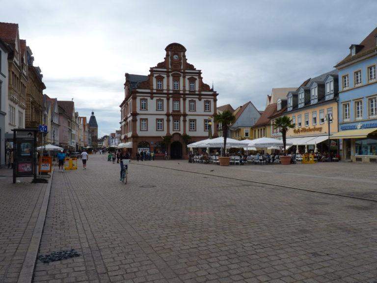 Speyer histoisches Kaufhaus